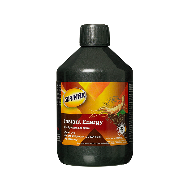 Gerimax Instant Energy Tonikum, 400 ml