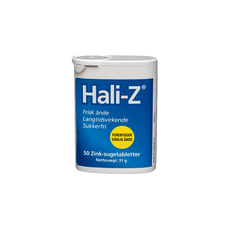 Hali-Z sugetablet, 50 stk.