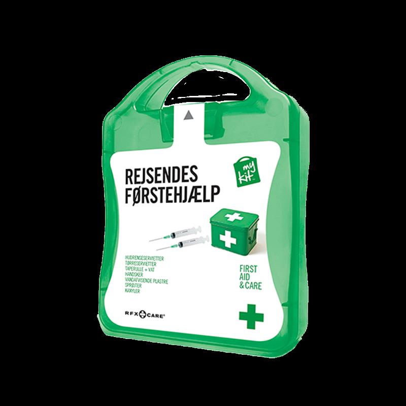 My Kit Rejsendes førstehjælpskasse