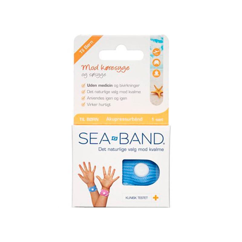 Sea-band mod transportsyge, barn