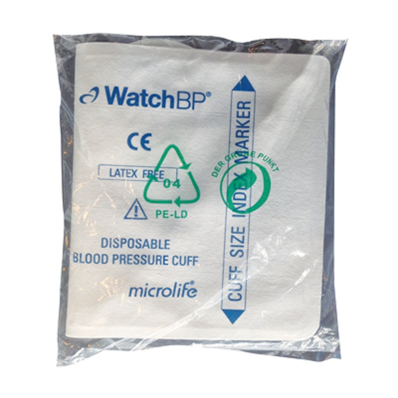 Microlife Single patient Cuff 10 stk. - Large