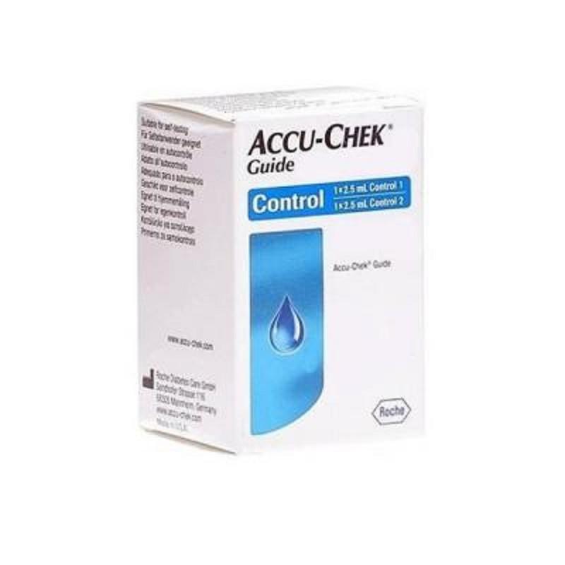 ACCU-CHEK GUIDE KONTROL