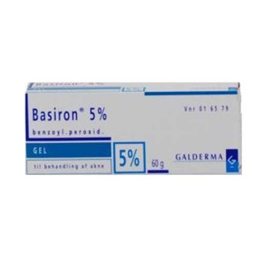 Basiron gel 5%