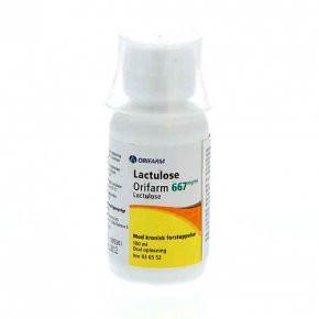 Lactulose Orifarm, 100 ml.