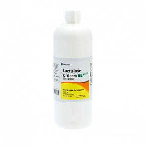 Lactulose Orifarm 667 mg/ml, 1000ml