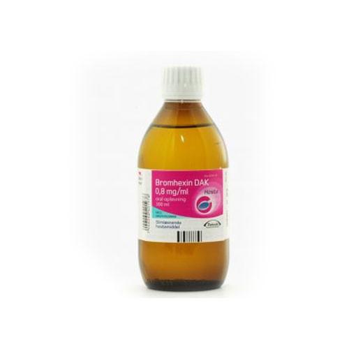 Bromhexin DAK 300 ml