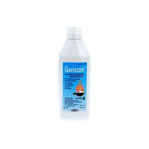 Gaviscon mikstur, 500 ml.