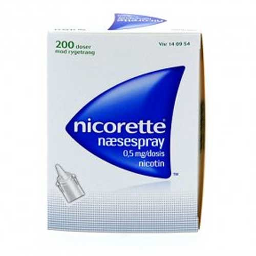 Nicorette næsespray, 200 doser