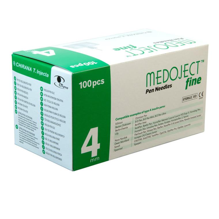 Medoject Fine 0,23 x 4mm 32G penkanyler