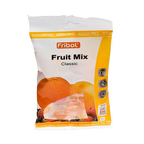 Fribol Sukkerfri Frugtmix drops