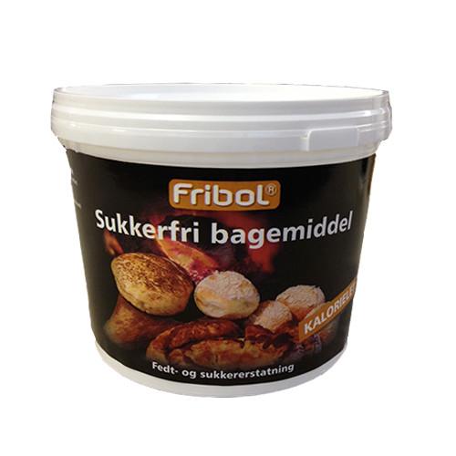 Fribol Sukkerfri bagemiddel (sukker- og fedterstatning)
