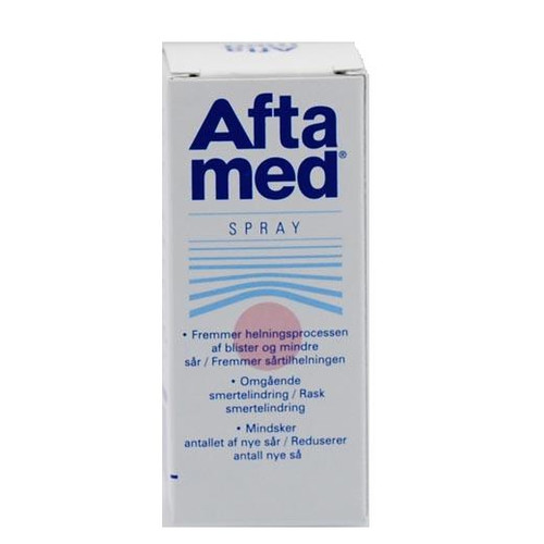 Aftamed mundspray, 20 ml.