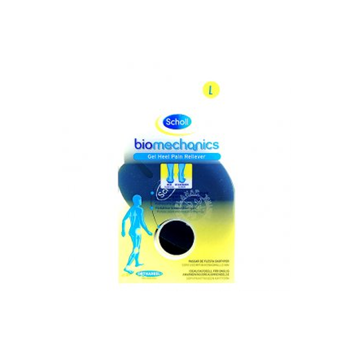 Scholl Gel Heel Pain Relieve-Str. L (43-46)