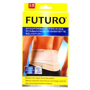 Futuro rygbandage- small og medium