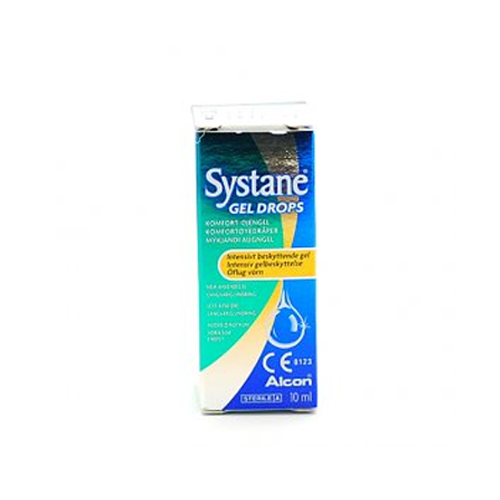 Systane Gel Drops, 10 ml