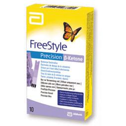 FreeStyle Precision Keton teststrimler