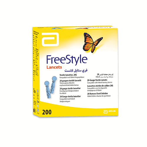 FreeStyle Lancetter