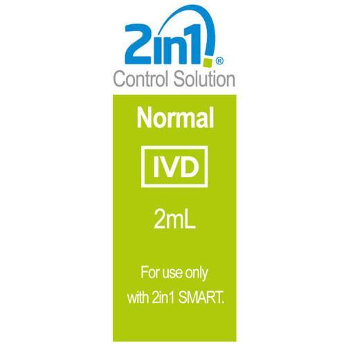 2in1 normal kontrolvæske
