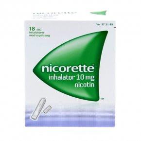 Nicorette 10 mg inhal.refill