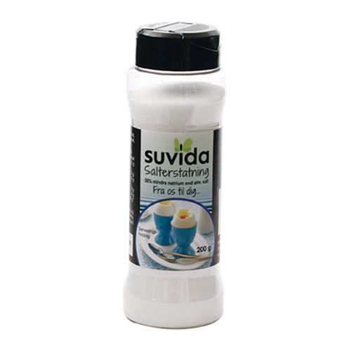 Suvida Salterstatning, 200 g.