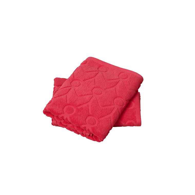 Mette Ditmer FRIEND Håndklæde i 2 pak, 50 x 95 cm