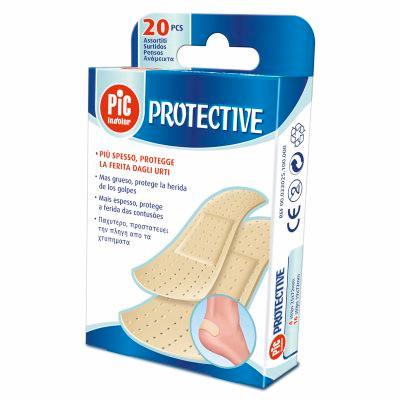 PIC Protective sterilt plaster, 20 stk.