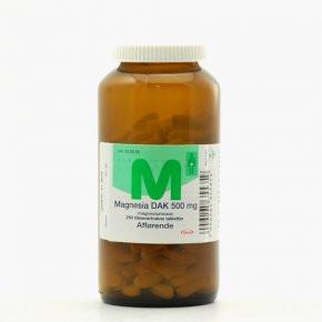Magnesia DAK 250 stk.