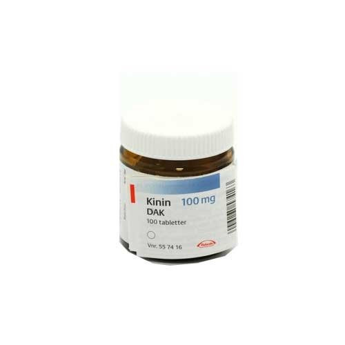 Kinin DAK 100 mg