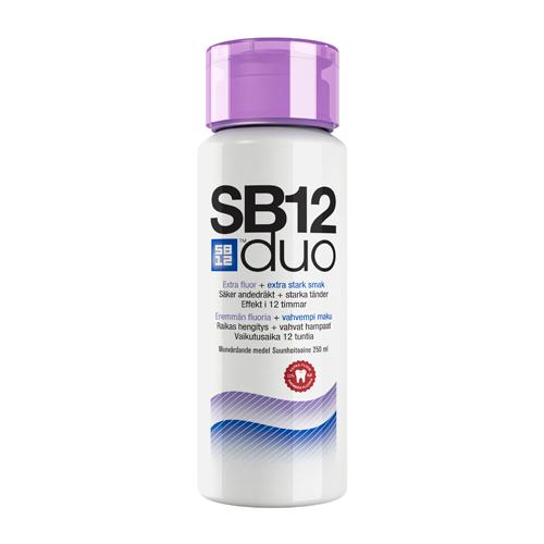 SB12 mundskyl, duo