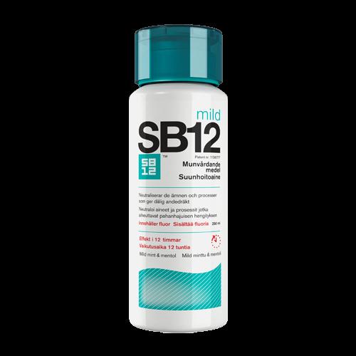 SB12 mundskyl, mild