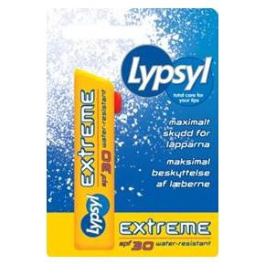 Lypsyl extreme læbepomade, solfaktor 30
