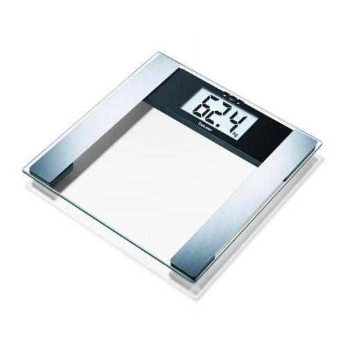 Beurer Kropsanalysevægt i glas 150 kg BG 17