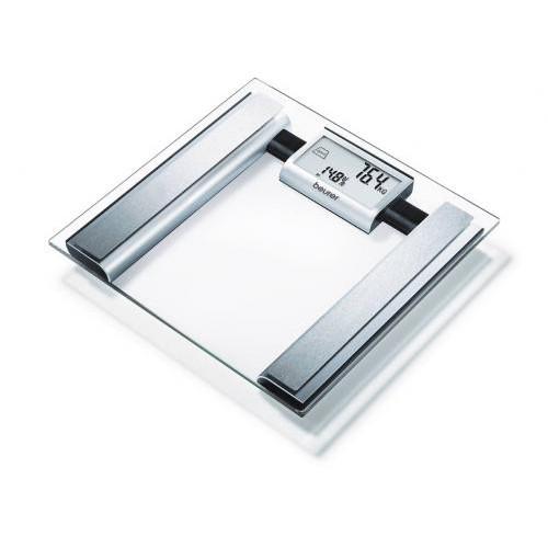 Beurer Kropsanalysevægt i glas 150 kg BG 39
