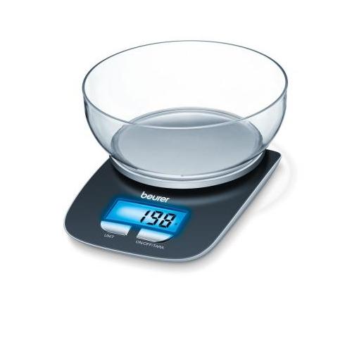 Beurer køkkenvægt med vægtskål KS 25