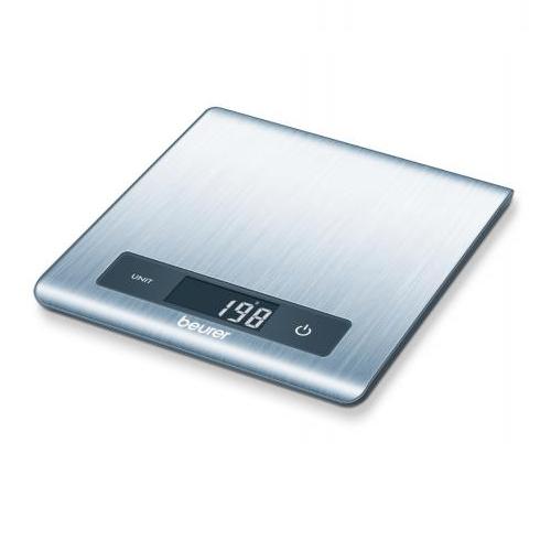 Beurer Køkkenvægt i børstet stål KS 51