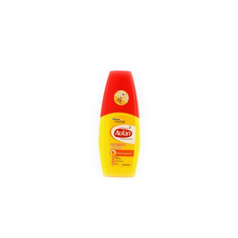 Autan Protection Plus spray, 100 ml.