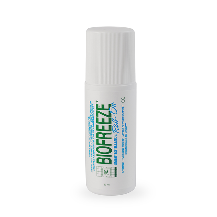 Biofreeze kølende roll-on gel, 89 ml