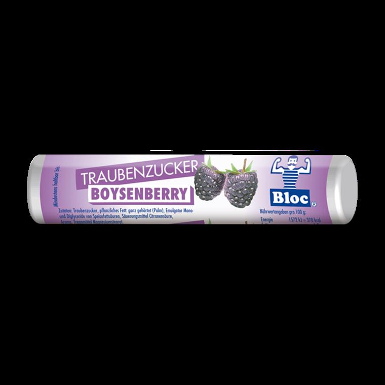 Bloc Druesukker - Boysenbær