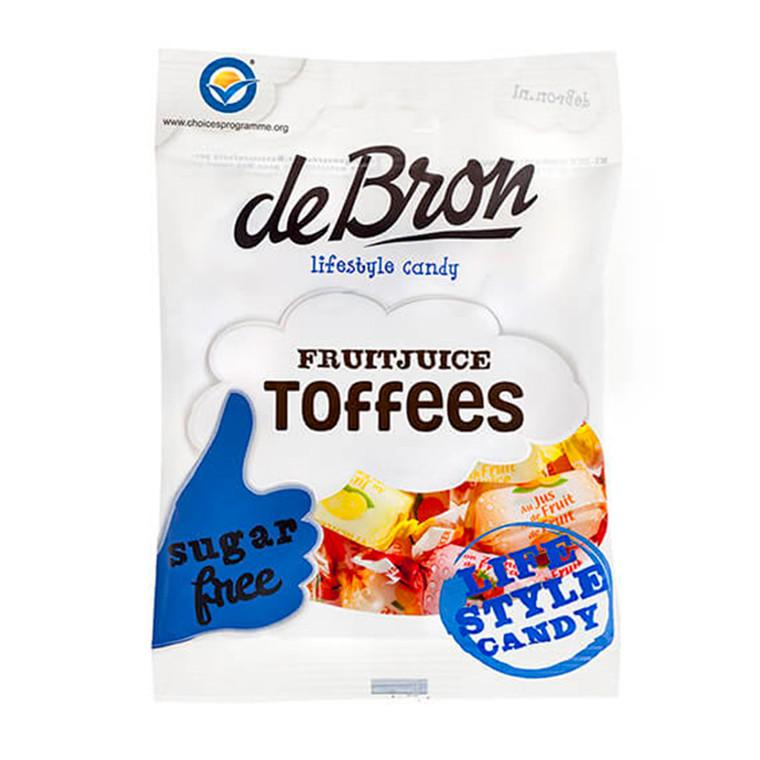 De Bron Fruitjuice Toffees