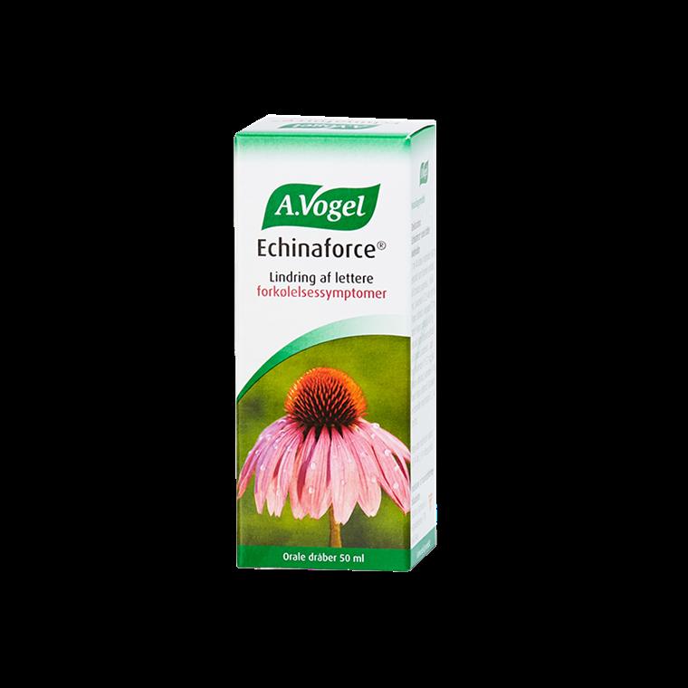 A. Vogel Echinaforce dråber Bioforce, 50 ml.