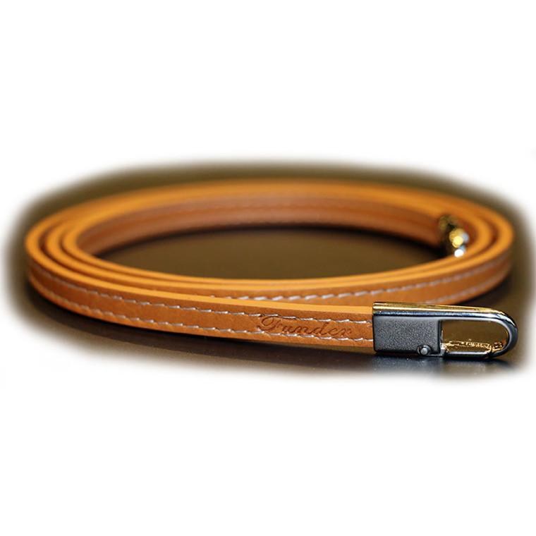 Funder Skulderrem - Cuero (ægte læder brun)
