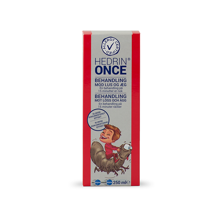 Hedrin Once gel, 250 ml