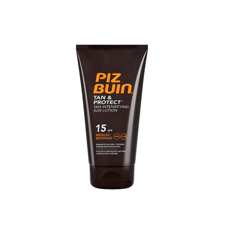 Piz Buin Tan & Protect Lotion SPF15 150 ml.