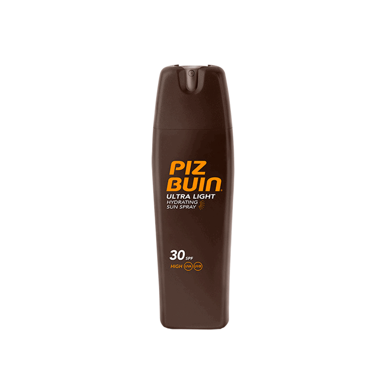 Piz Buin Ultra Light Spray SPF30 200 ml.