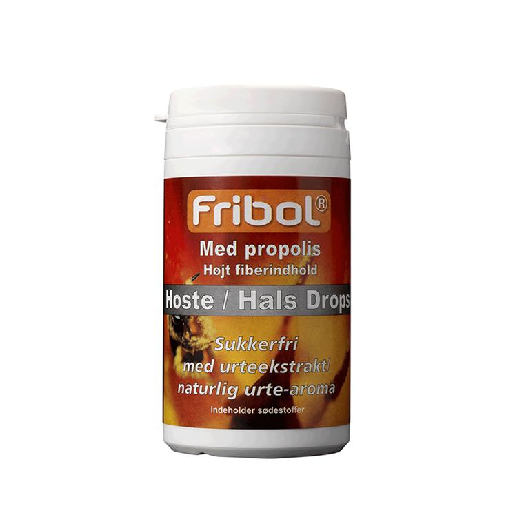 Fribol Propolis hoste/hals drops
