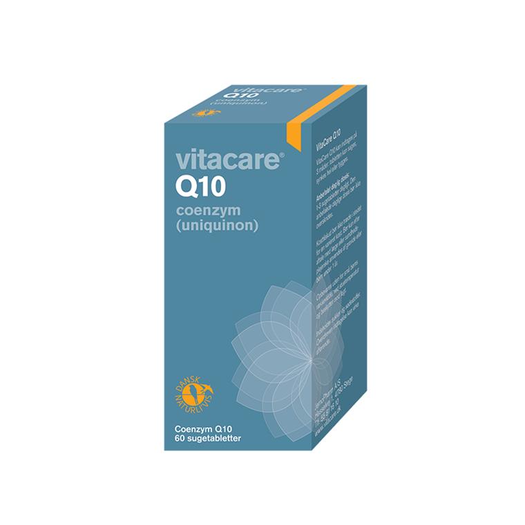 VitaCare Q10, 60 tabletter