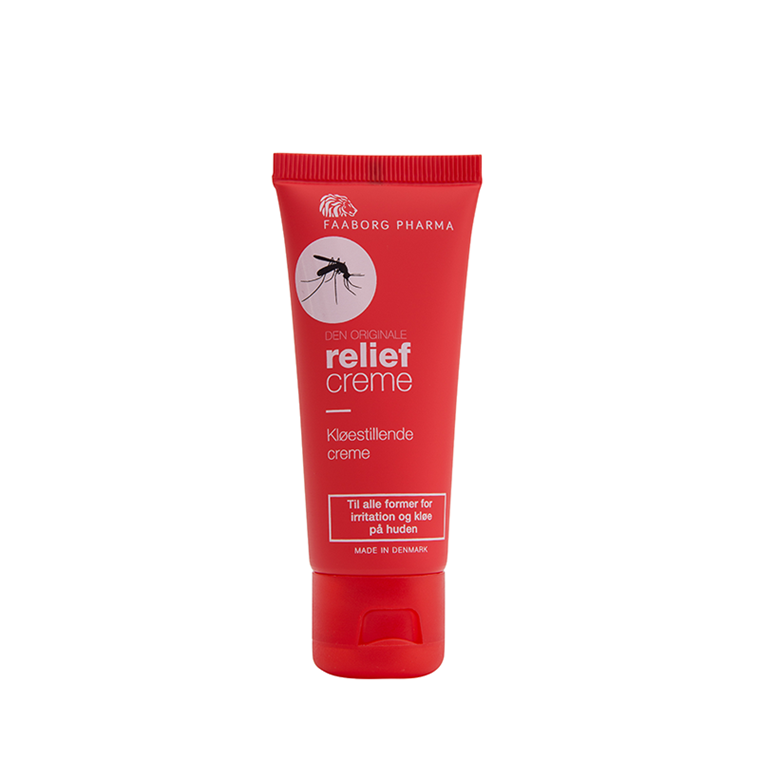 Relief creme, 25 ml. tube