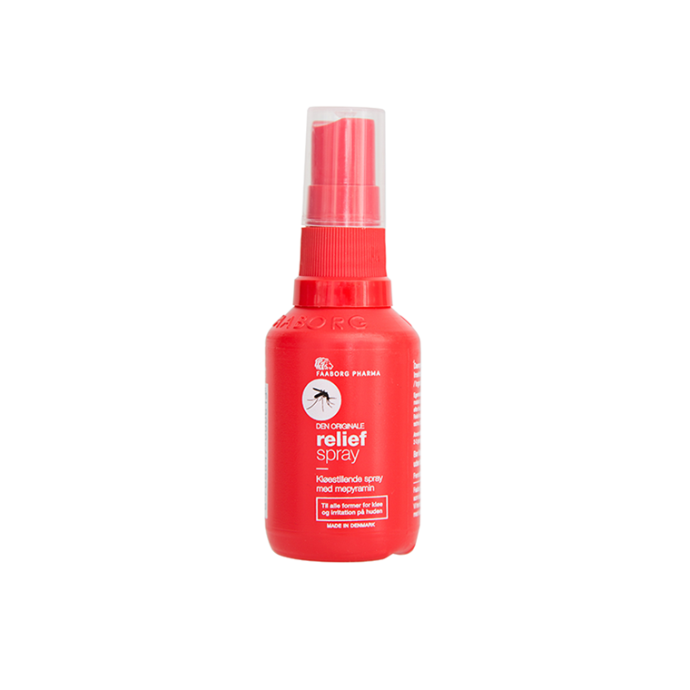 Relief spray, 50 ml