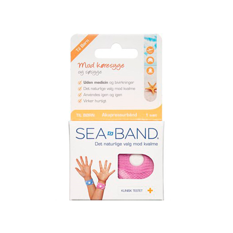 Sea-band mod transportsyge, barn