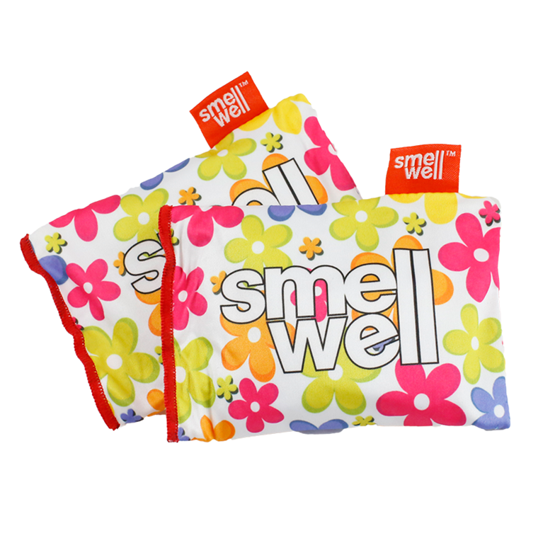 SmellWell lugtdræber til fx. sko, 2 stk.